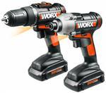 WORX Cordless Drill WX290L WX290L.9